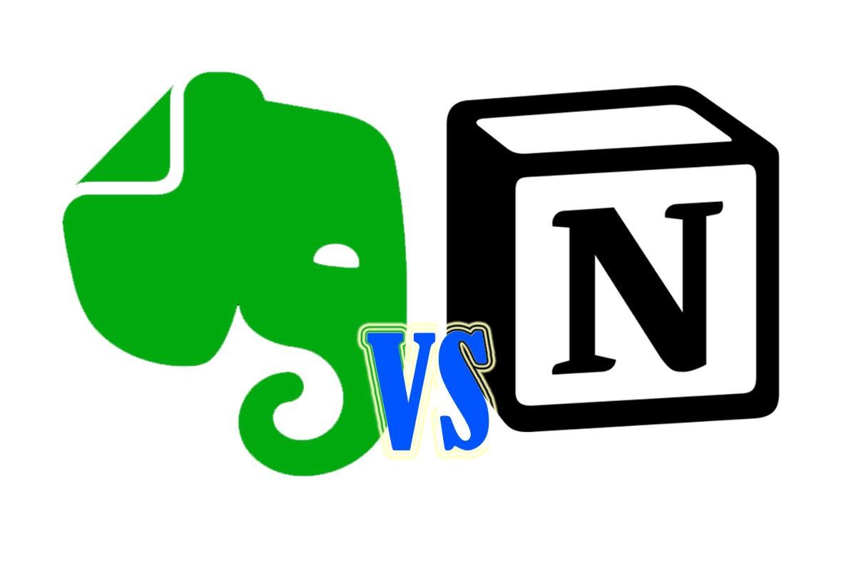 Evernote vs Notion